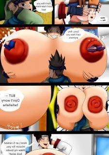 Tenten secret – Naruto [Desastur], Tits Fuck